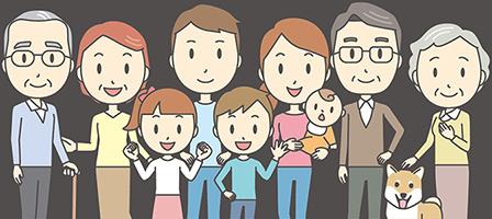 静岡県もくせい会の家族会について